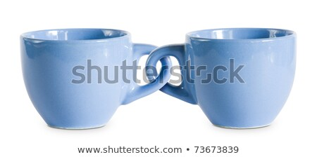 Two for the price of one cups. Stock photo © lithian