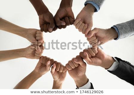 teamwork and synergy Stock photo © almir1968