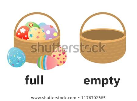 Engels · woord · illustratie · school - stockfoto © bluering