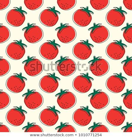 シームレス · 果物 · パターン · 紙 · 夏 · グループ - ストックフォト © popaukropa