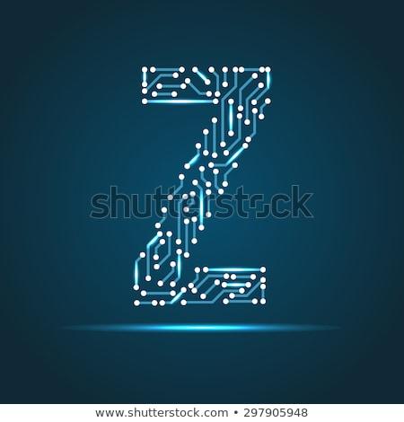 Logotipo assinar símbolo elemento vetor Foto stock © blaskorizov