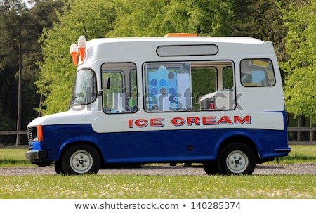 Ice cream van Stock photo © jossdiim