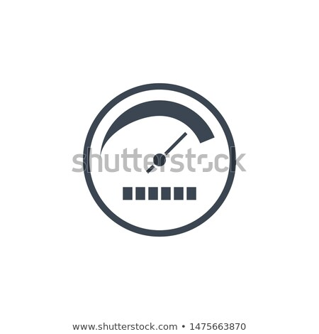 Productivity related vector glyph icon. Stock photo © smoki
