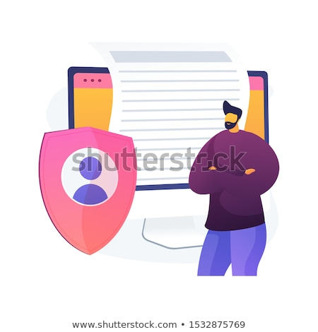 Licence agreement vector concept metaphor Stock photo © RAStudio