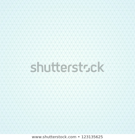 Beautiful geometric seamless background. Grid repeatable blue pattern - elegant diagonal design. Stock photo © ExpressVectors