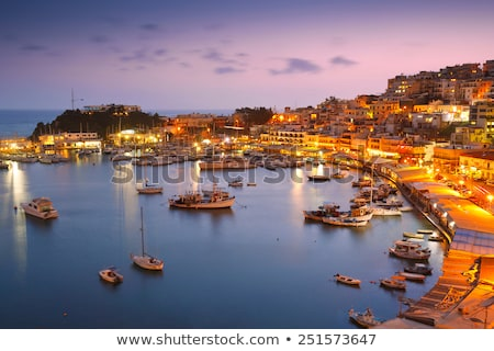 Piraeus Marina, Athens Stock photo © fazon1