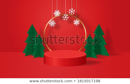 Stock photo: christmas theme