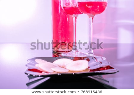 glass_of_red_wine Stock photo © Shevlad