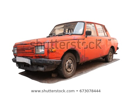 rusty car Stock photo © sirylok