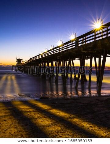 Imperial Beach Pier Stock photo © photohome