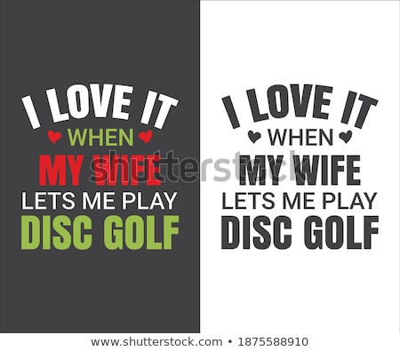 Let's play a round of golf! Stock photo © BrunoWeltmann