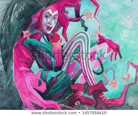 Court jester Stock photo © photography33