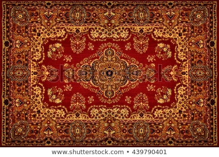 Old carpet Stock photo © trgowanlock
