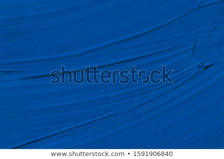 paintbrush and paint color swatches stock photo © pixelsaway