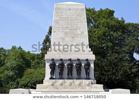 Guards War Memorial, Horse Guards Parade, London. UK Stock photo © Bertl123