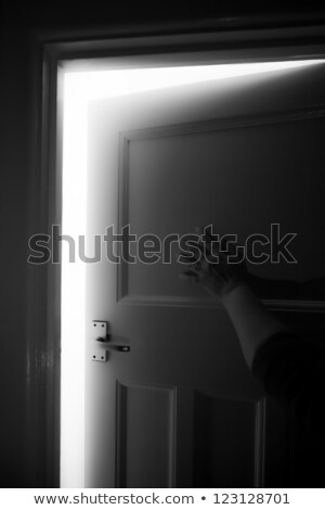Opening the Door to Your Fears Stock photo © iqoncept