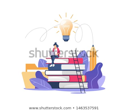 Gain Knowledge Stock photo © Lightsource