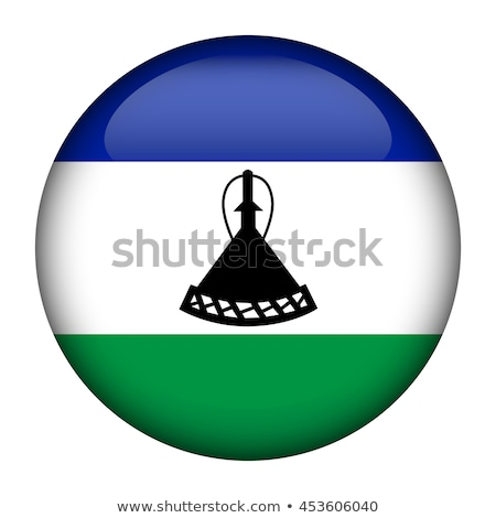 Button Lesotho Stock photo © Ustofre9