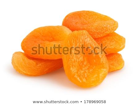 Essiccati bianco isolato frutta gruppo colore Foto d'archivio © bloodua
