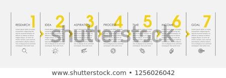 ecologia · informações · gráficos · coleção · vetor · elementos - foto stock © graphit