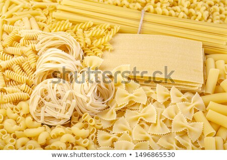 Lasagna Sheet Texture Stock photo © rghenry