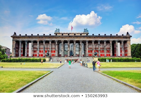 Altes Museum building in Berlin, Germany Stock photo © AndreyKr