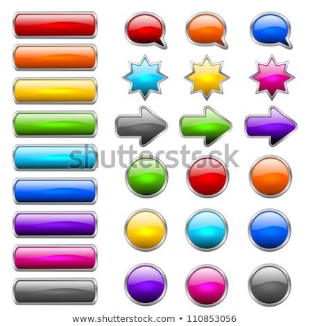 Think Web Internet Violet Vector Button Icon Design Set Stock photo © rizwanali3d