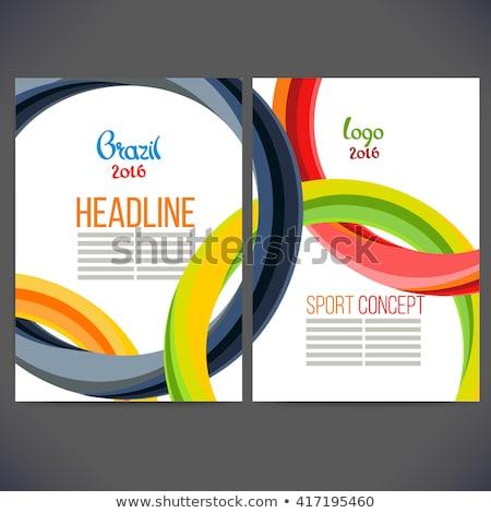 Composite image of 2016 graphic Stock photo © wavebreak_media