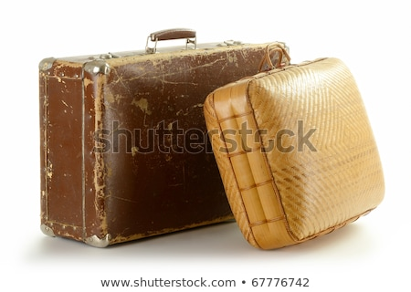 two old suitcase Stock photo © ongap