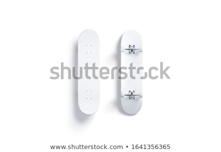 Skateboard templates Stock photo © bluering