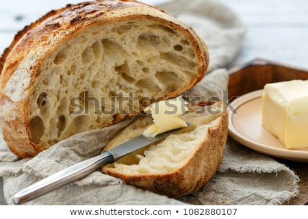 fresh artisan bread stock photo © Digifoodstock