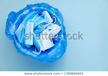Kettő hulladék bent higiénia Stock fotó © IS2