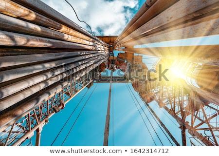 dramático · visível · nuvens - foto stock © Pozn