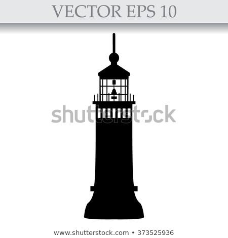 latarni · noc · streszczenie · wektora · sztuki · ilustracja - zdjęcia stock © djdarkflower