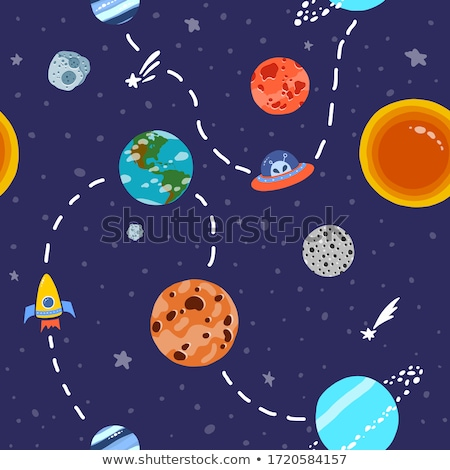 espacio · línea · diseno · moderna · vector - foto stock © netkov1