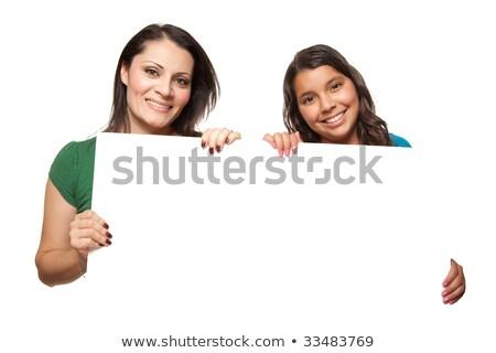 madre · confortevole · figlia · telefono · donne - foto d'archivio © feverpitch