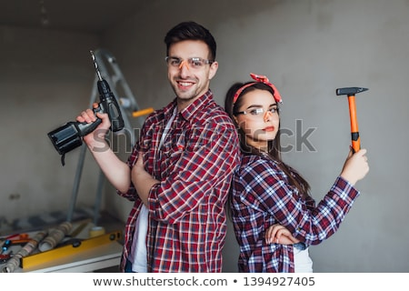 Do it yourself : couple Stock photo © photography33
