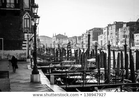 Veneziano noto rosa città Foto d'archivio © cosma