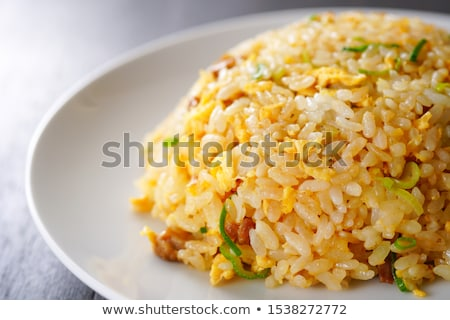 légumes · isolé · blanche · alimentaire · dîner - photo stock © kawing921