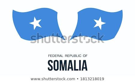 Сток-фото: �абор · наклеек · и · кнопок · - · Сомали