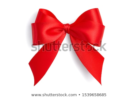 Cuatro hermosa regalo arco blanco Foto stock © oly5