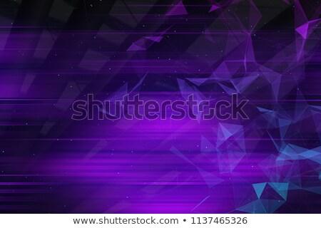 Fractal fractals kleuren abstract licht technologie Stockfoto © ankarb