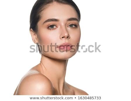 красоту портрет молодые привлекательный свежие здорового Сток-фото © HASLOO