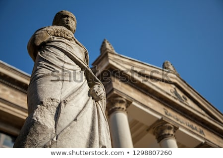 Istanbul Archaeological Museum in Istanbul,Turkey. Stock photo © bloodua