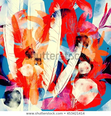 color minerals background Stock photo © jonnysek