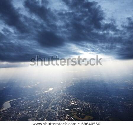 catedral · Londres · icónico · ciudad · viaje · religiosas - foto stock © andreykr