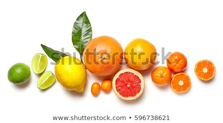 Food background of healthy ripe clementines Stock photo © ozgur