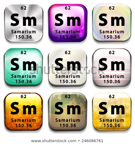 кнопки образование белый химии Сток-фото © bluering