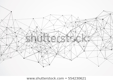 Molecule And Communication Background Stock photo © fresh_5265954