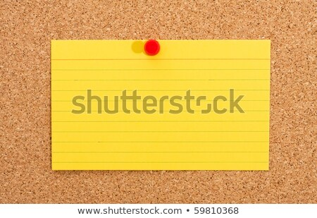 index card jobs stock photo © tashatuvango